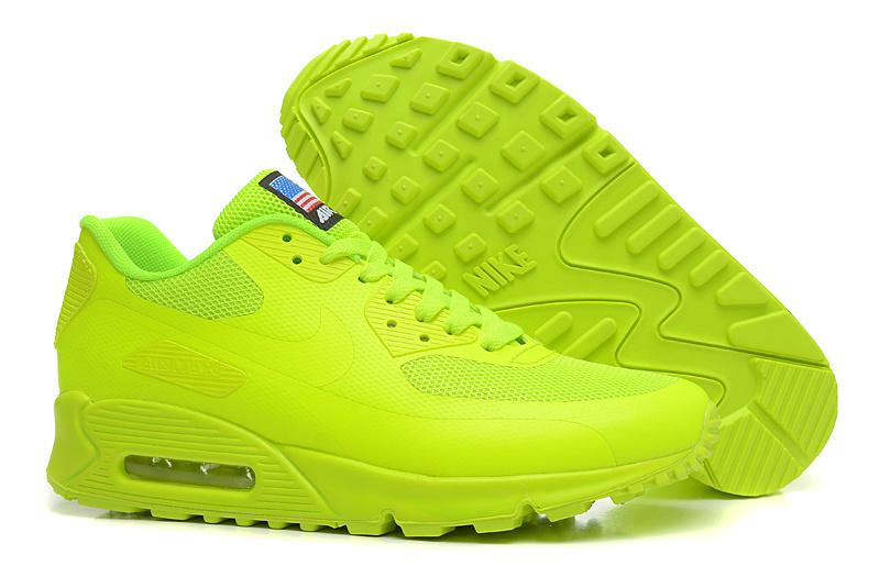 chaussure homme nike jaune