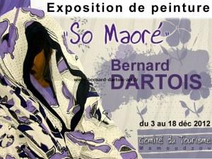 """Exposition """"So Maoré"""" du 3 décembre au 18 décembre 2012"""